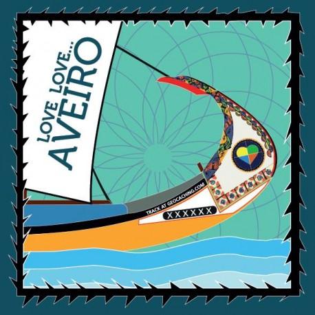 Geocoin Aveiro 2015