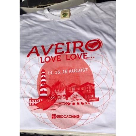 T-Shirt Aveiro 2015