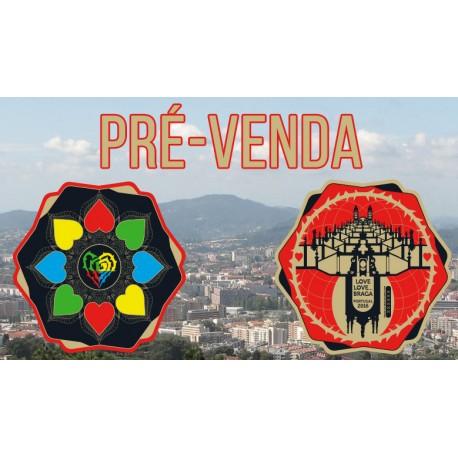 Geocoin Braga 2016